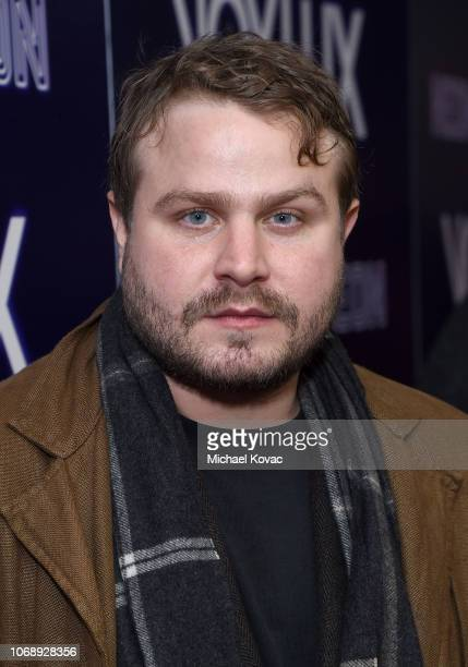Brady Corbet attends the Los Angeles Premiere of Neon's 'Vox Lux' at ArcLight Hollywood on December 5 2018 in Los Angeles California