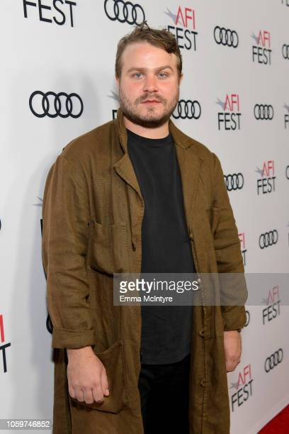 Brady Corbet attends the Screening of 'Vox Lux' at AFI FEST 2018 Presented By Audi at the Egyptian Theatre on November 9 2018 in Hollywood California