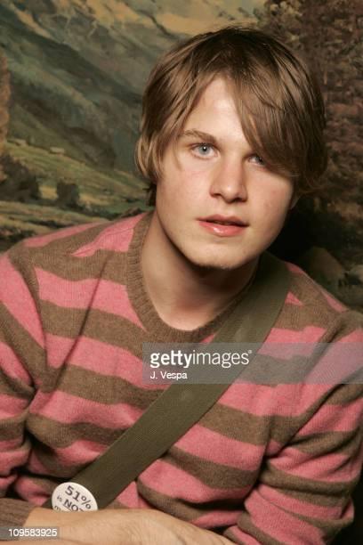 Brady Corbet during 2005 Sundance Film Festival 'Mysterious Skin' Portraits at HP Portrait Studio in Park City Utah United States