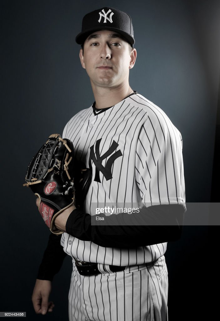 New York Yankees Photo Day : Nachrichtenfoto
