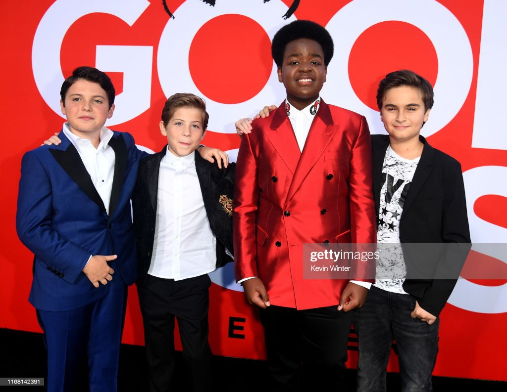"""Premiere Of Universal Pictures' """"Good Boys"""" - Red Carpet : News Photo"""