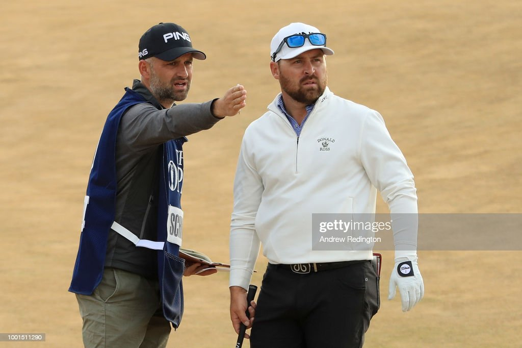147th Open Championship - Round One : News Photo