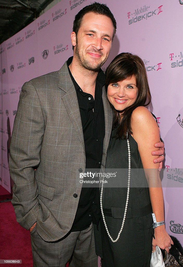 T-Mobile Limited Edition Sidekick II Launch - Red Carpet : News Photo