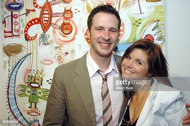Brady Smith and TiffaniAmber Thiessen