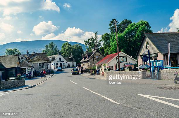 braemar, scotland - braemar stock pictures, royalty-free photos & images