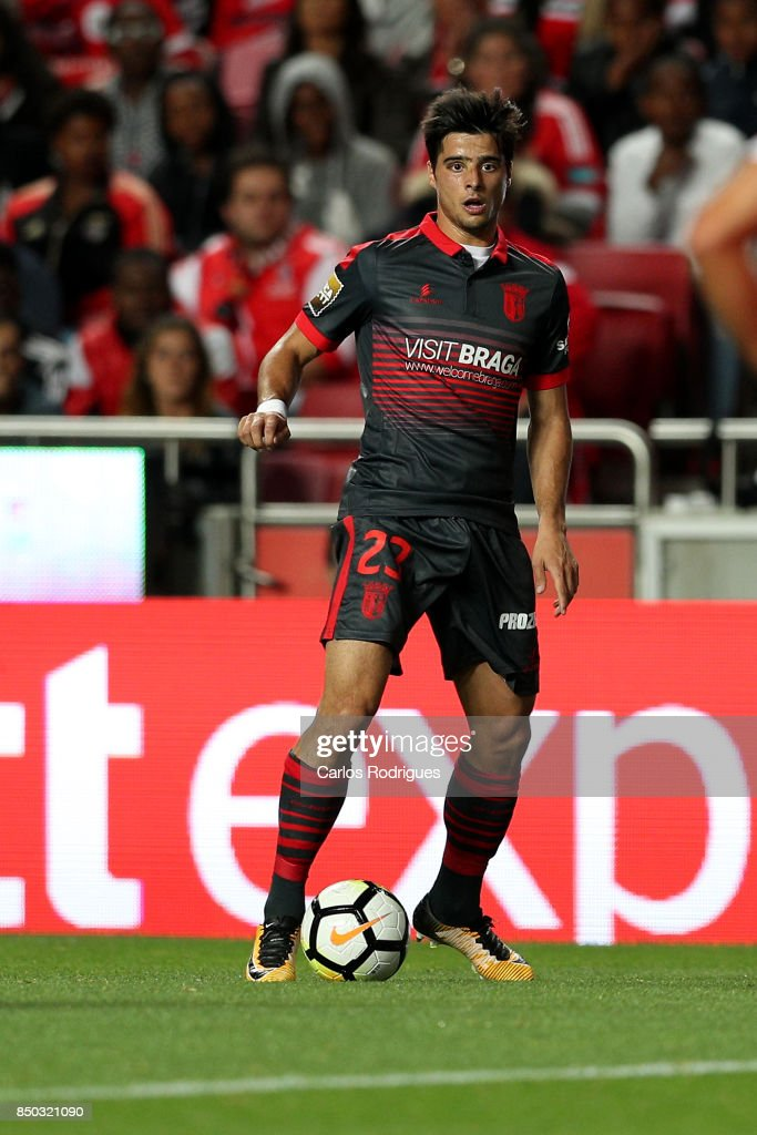 SL Benfica v Sporting Braga - Taca da Liga 2017/2018