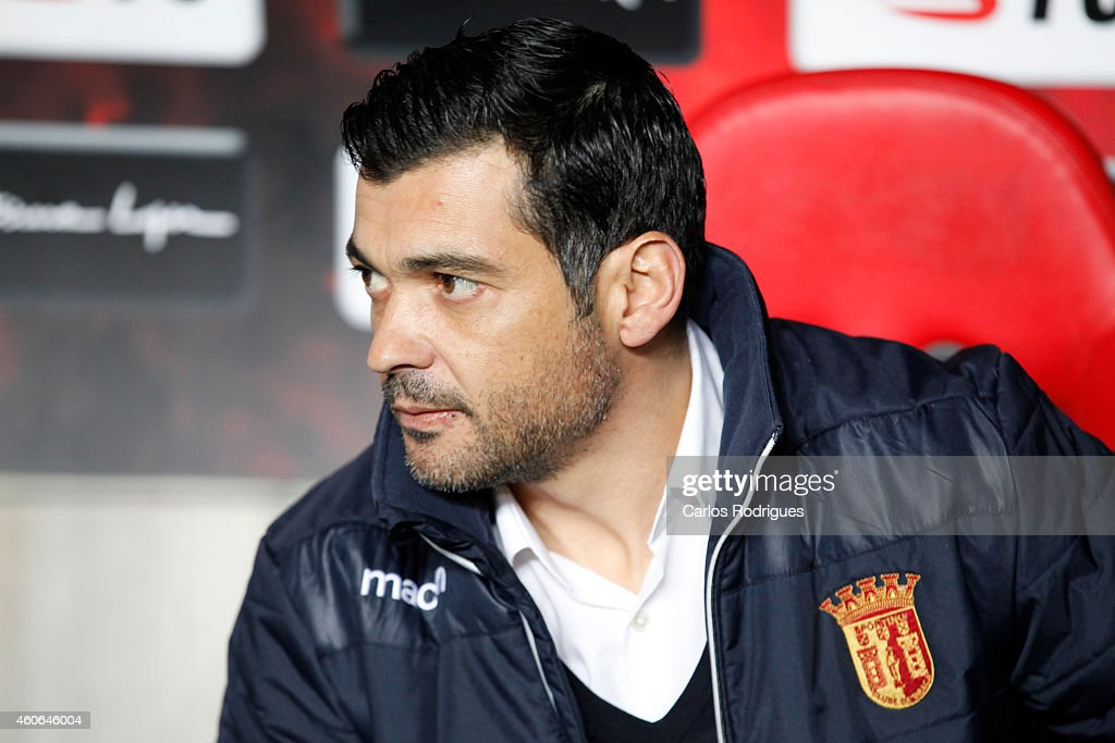 SL Benfica v SC Braga: Portuguese Cup : News Photo