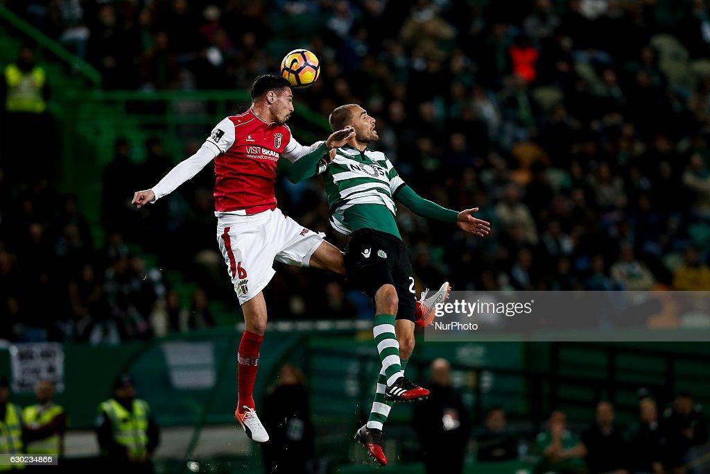 Sporting CP v Braga - Primeira Liga