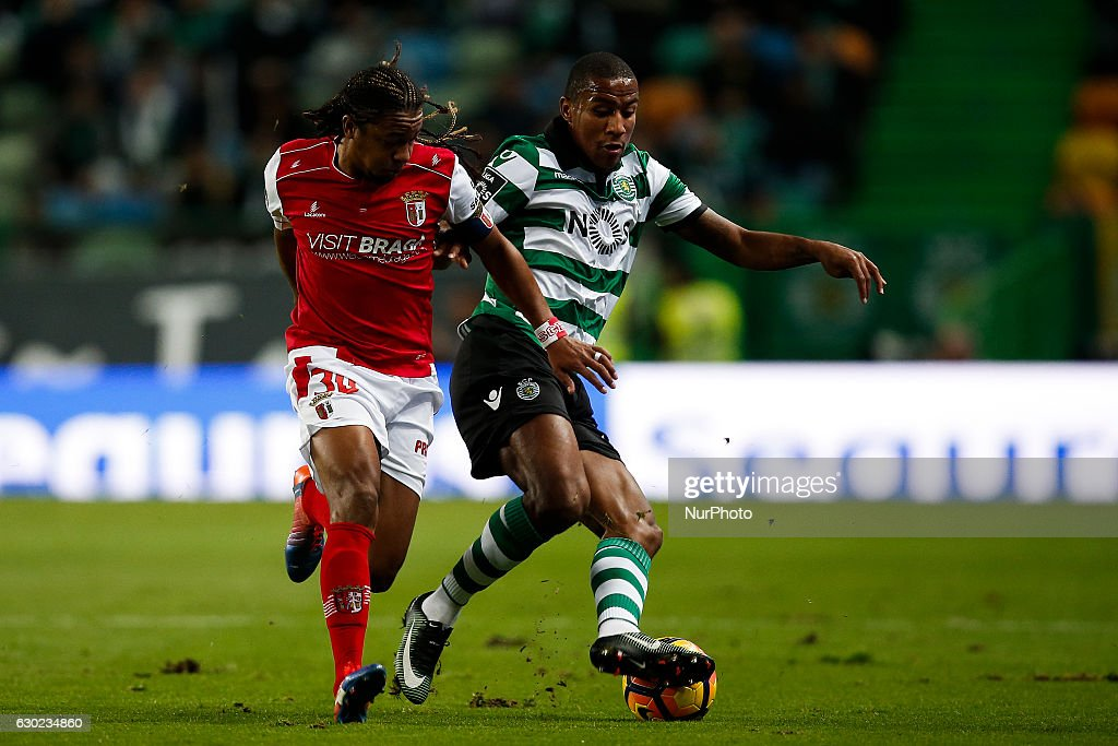 Sporting CP v Braga - Primeira Liga : News Photo