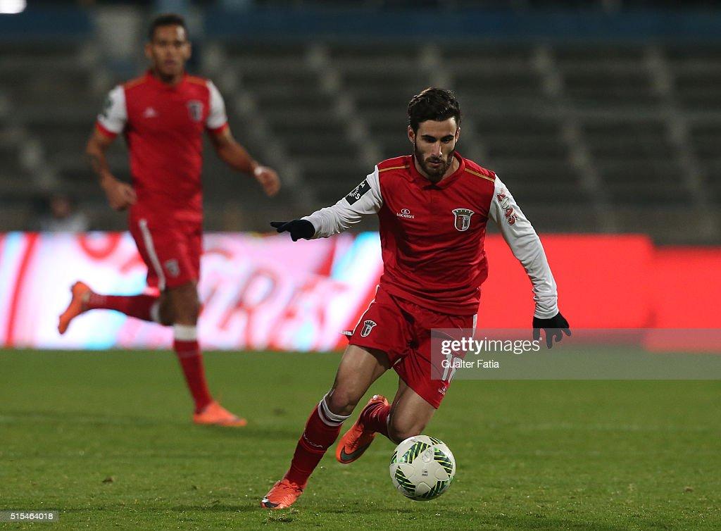 Os Belenenses v SC Braga - Primeira Liga