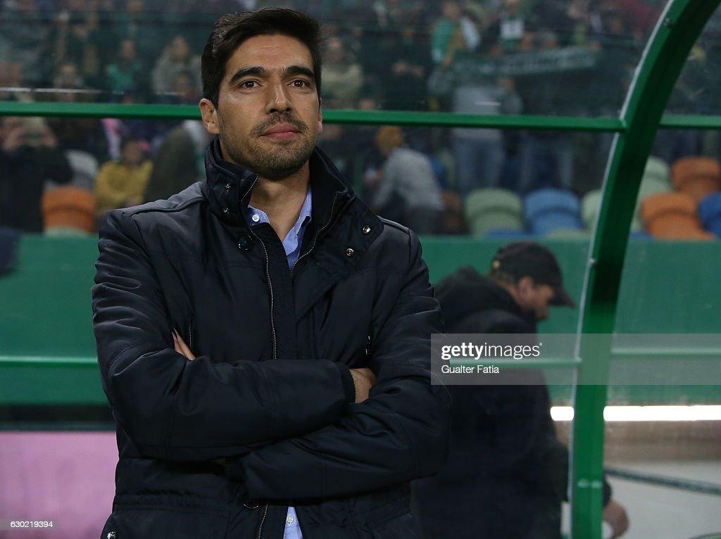 Sporting CP v SC Braga - Primeira Liga : ニュース写真