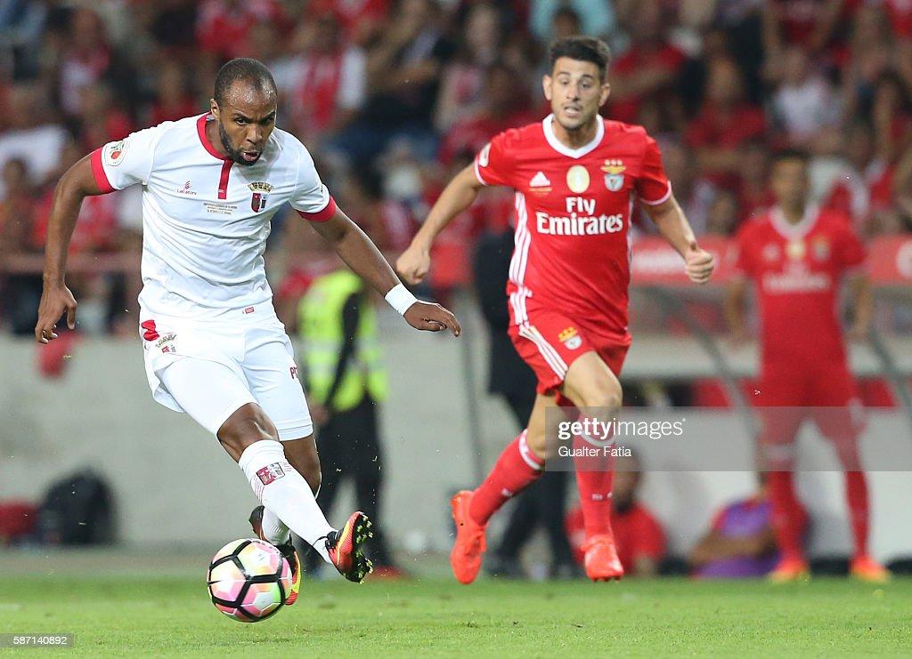 SL Benfica v SC Braga: Super Cup