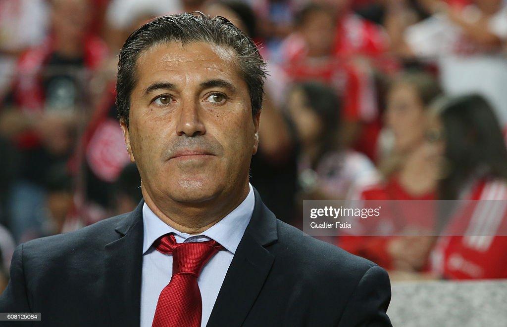 SL Benfica v SC Braga - Primeira Liga : ニュース写真