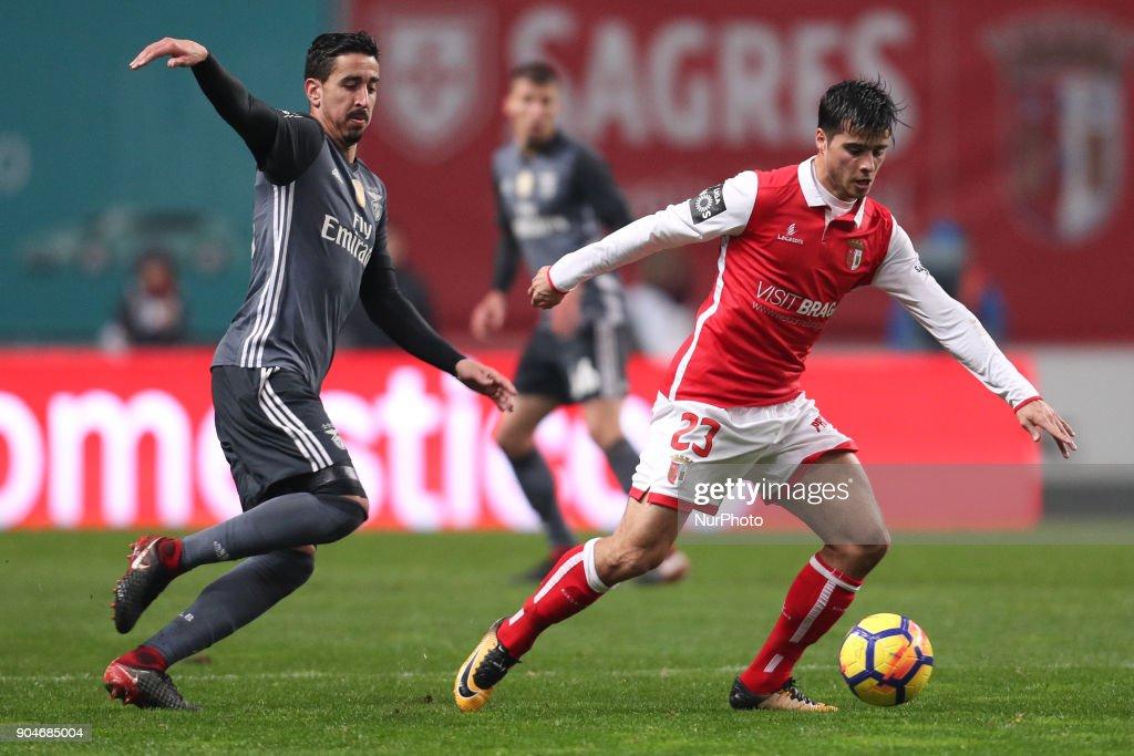 Braga v Benfica - Primeira League