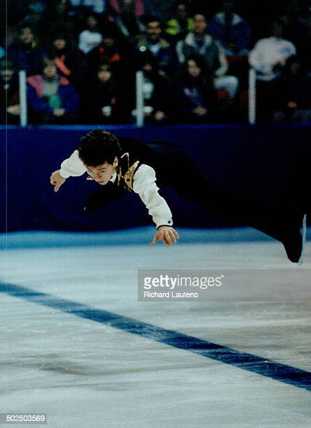 Bragging rights Kurt Browning right and Elvis Stojko the two topranked skaters in the world will battle for Canadian title The competition will...