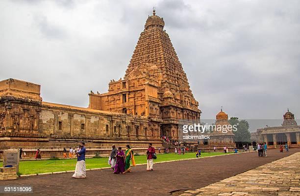 brahadeewarar temple, thanjavur, tamilandu. - tamil nadu stock pictures, royalty-free photos & images