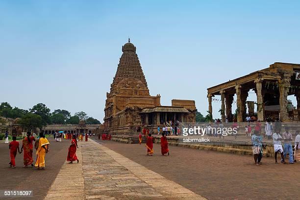 Brahadeewarar temple, Thanjavur, Tamilandu.