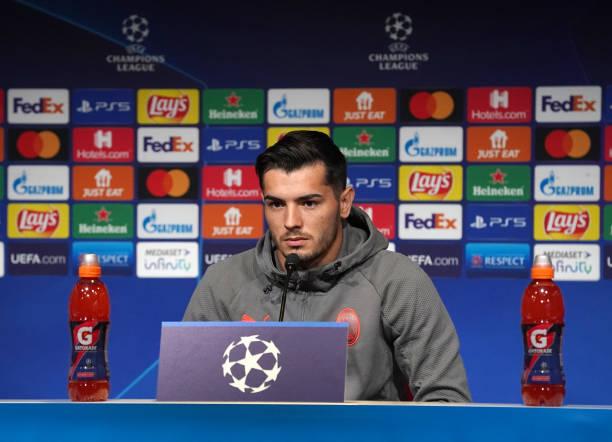 ITA: AC Milan Training Session & Press Conference