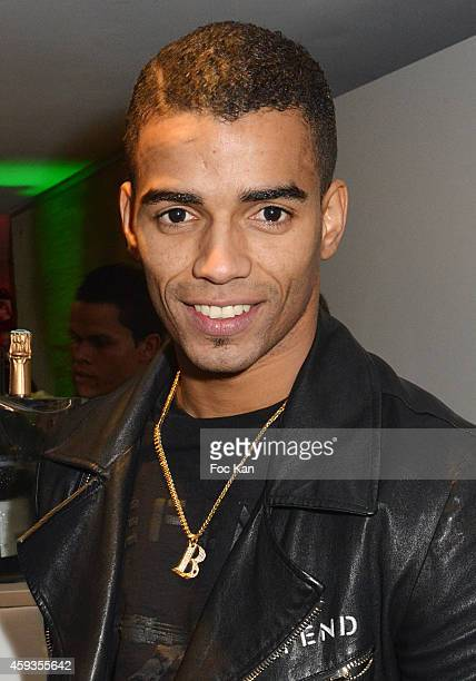 Brahim Zaibat attends the Acer Pop Up Store Launch Party at Les Halles on November 20, 2014 in Paris, France.