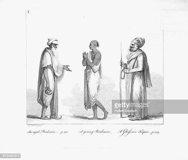 Brahmin and Faquir