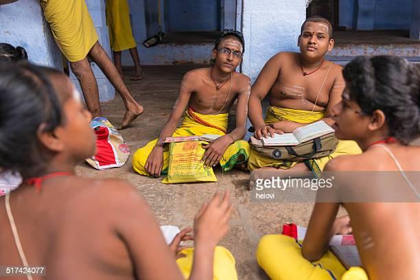 brahmin boys - brahmin stock pictures, royalty-free photos & images