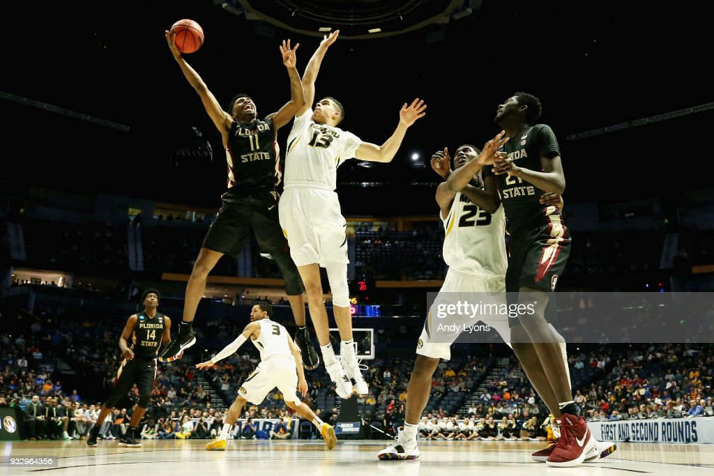 NCAA Basketball Tournament - First Round - Nashville