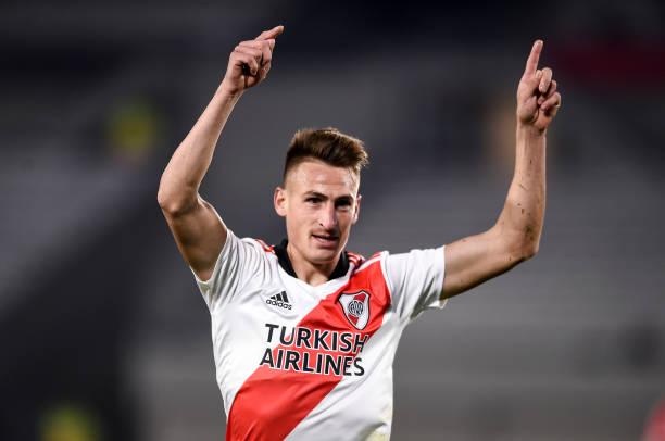 ARG: River Plate v Union - Torneo Liga Profesional 2021