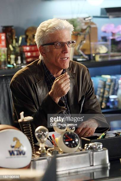 "Brain Doe"" -- D.B. Russell is concerned his son, Charlie Russell is not focused on college following his suspension from school, on CSI: CRIME SCENE..."