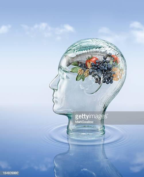 Gehirn Foods