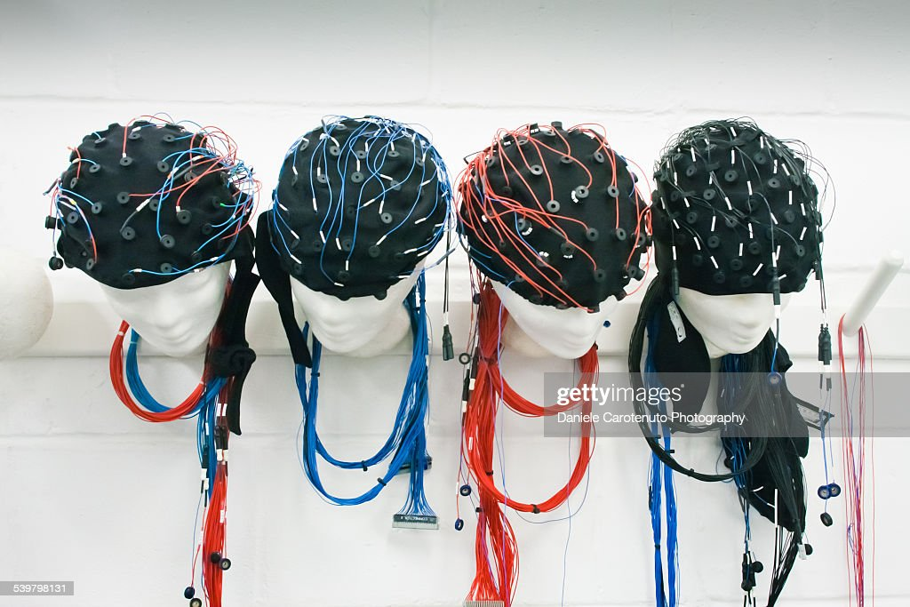 Brain waves : Stock Photo