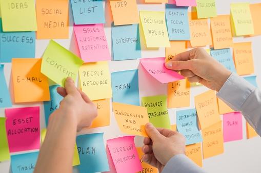 Brainstorming concepts. 627098856