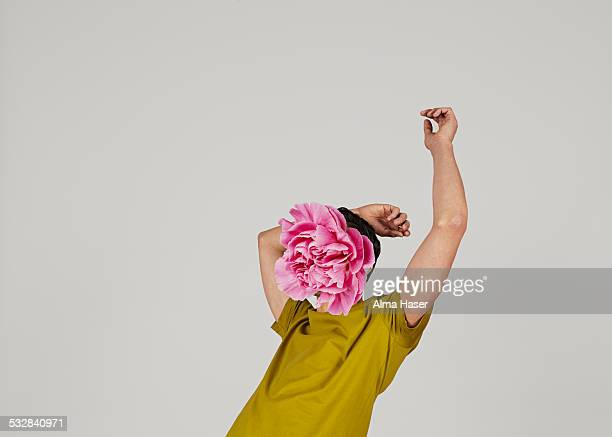 brainstorming - flower head stock pictures, royalty-free photos & images