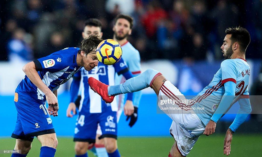 Deportivo Alaves v Celta de Vigo - La Liga