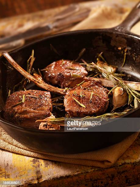 Braised Lamb Chops