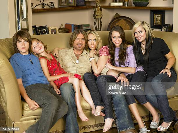 Braison Chance Noah Lindsey Billy Ray Tish Miley and Brandi Glenn