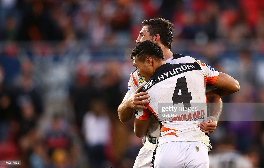 NRL Rd 13 - Panthers v Wests Tigers