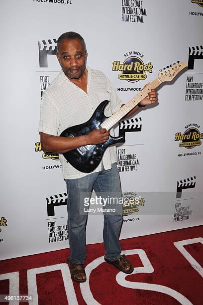 Brak Little attends the Fort Lauderdale International Film Festival Opening Night at Seminole Hard Rock Hotel on November 6 2015 in Hollywood Florida
