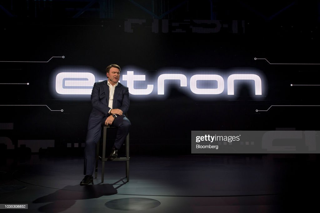 Inside The Audi E-Tron Electric SUV Unveiling Event