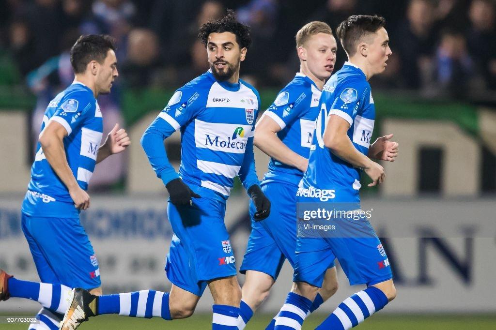 PEC Zwolle v NAC Breda - Eredivisie