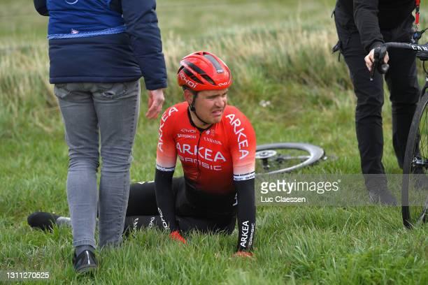 Bram Welten of Netherlands and Team Arkéa - Samsic during the 109th Scheldeprijs 2021, Men's Elite a 194,2km race from Terneuzen to Schoten / #SP21 /...