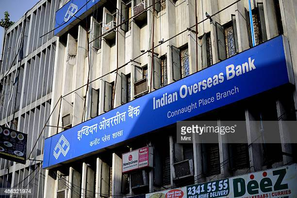 indian overseas bank jangpura new delhi delhi