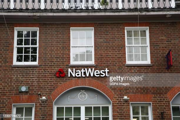 Branch of NatWest in Windsor.