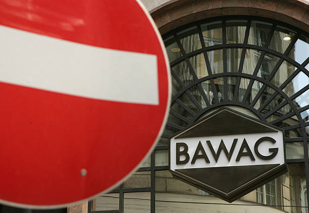 A Branch Of The Bawag Psk Bank Seen In Vienna Austria Thur