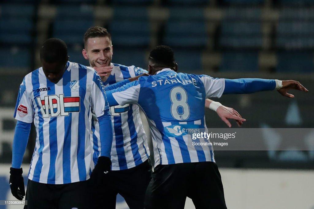 NLD: FC Eindhoven v Jong Ajax - Jupiler League