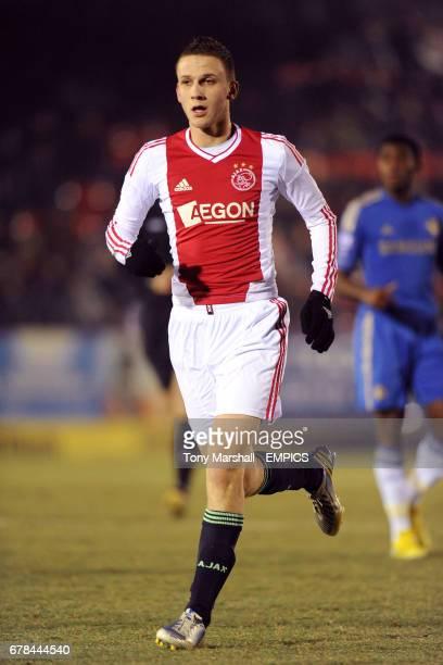 Branco van der Boomen, Ajax