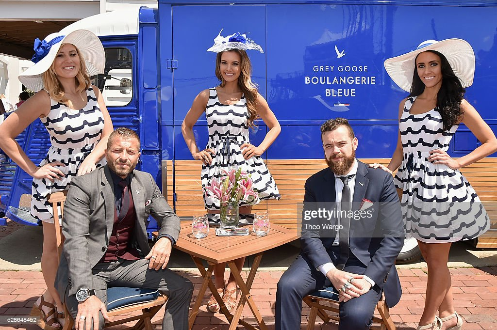 KY: GREY GOOSE Celebrates The 142nd Running of the Kentucky Oaks