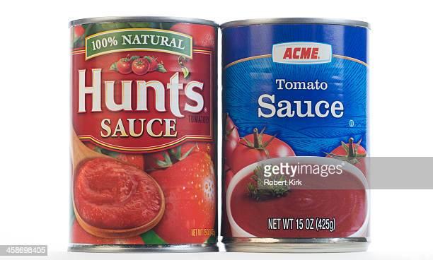 Brand Name Versus Generic Tomato Sauce