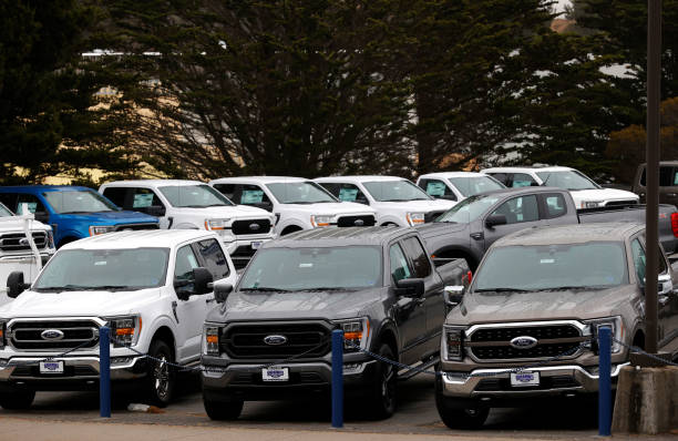 CA: Shortage Of New Cars Pushes Prices Up