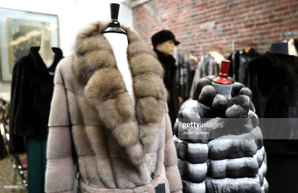 San Francisco Votes To Ban Fur Sales Starting In 2019
