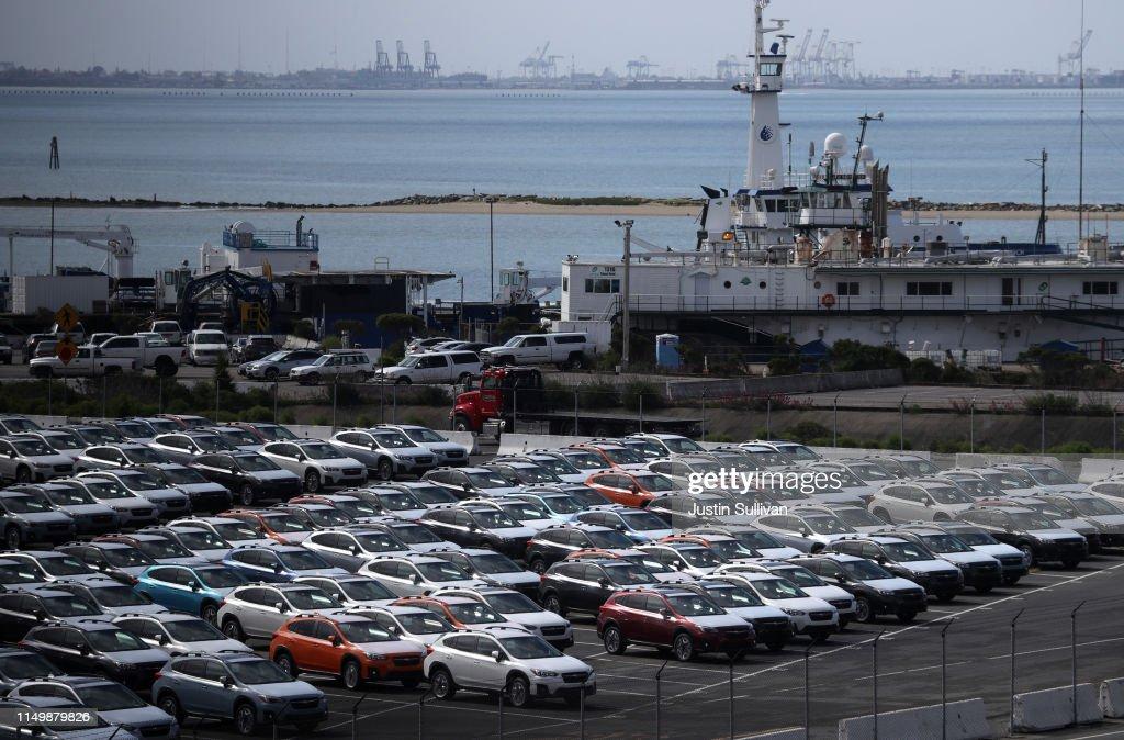 CA: President Trump Delays Tariffs On Automobiles For Six Months